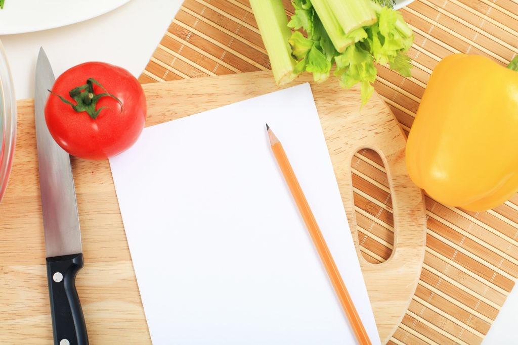 Edzésterv -Étrend készítés