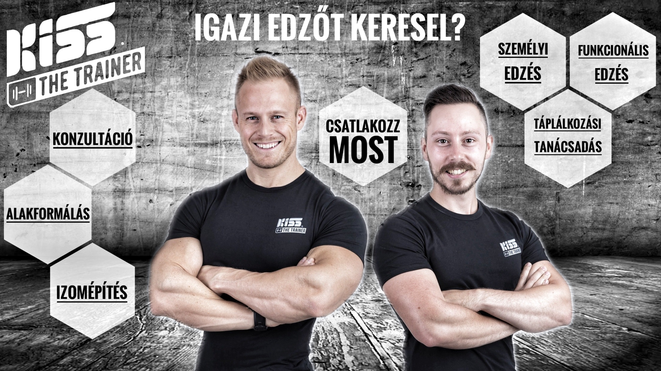 Edzői Csapatom - Kiss The Trainer