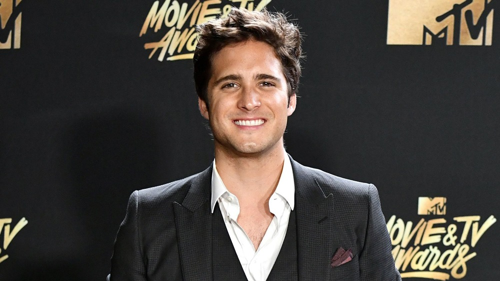 Diego Boneta - Kiss The Trainer - Tapasztalt edző